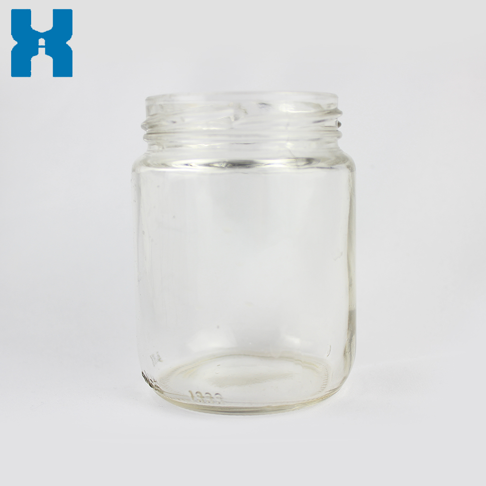 Sauce Jam Honey Packing Clear 250ml Glass Jar