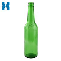Beer Bottle 330ml 500ml Amber Beer Glass Bottle Green Beer Bottle