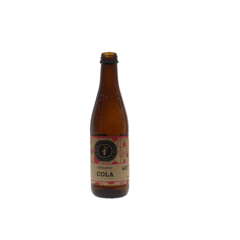 300ml Amber Beer Standard Glass Bottle Empty Bottle
