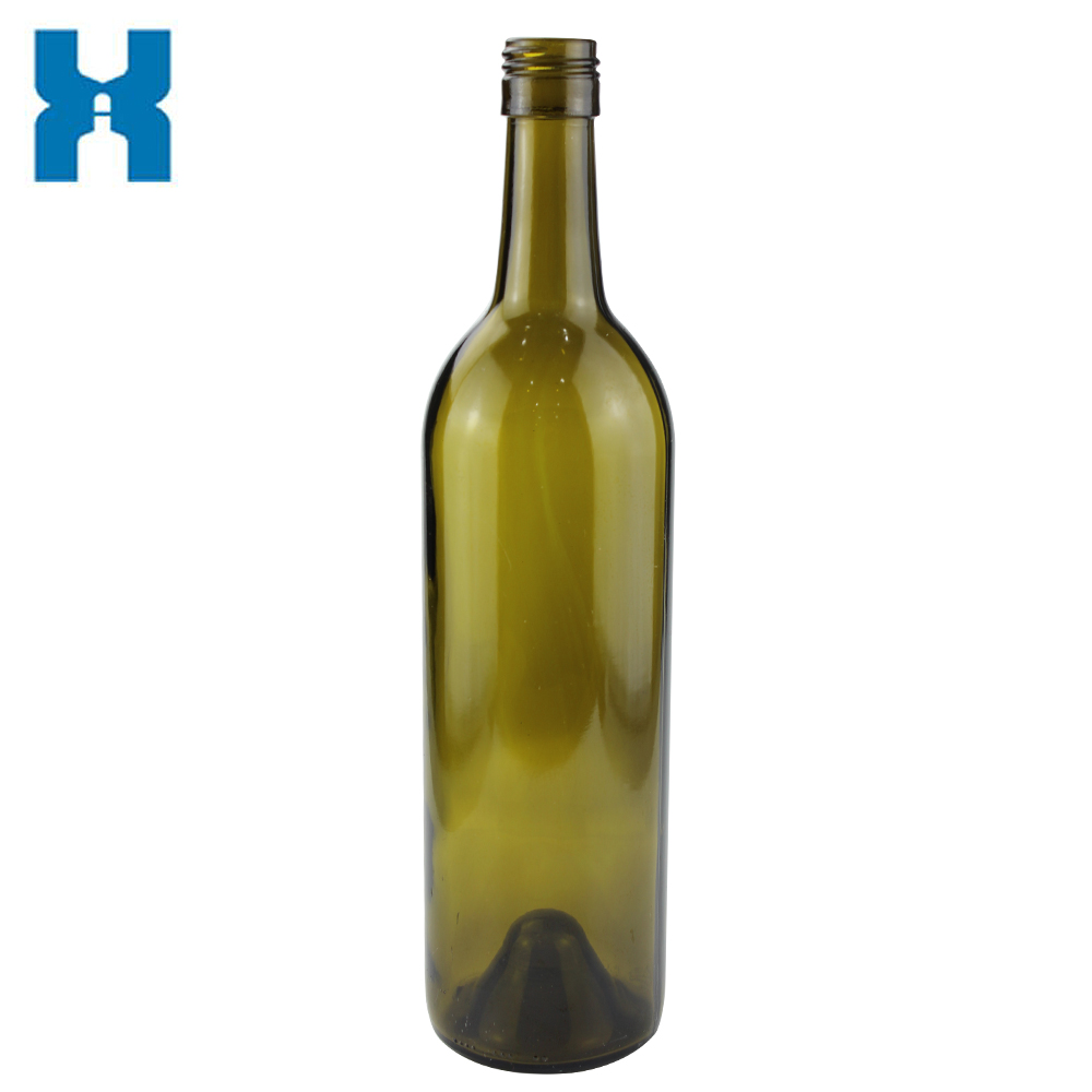 750ml Wine Bottle Stocked